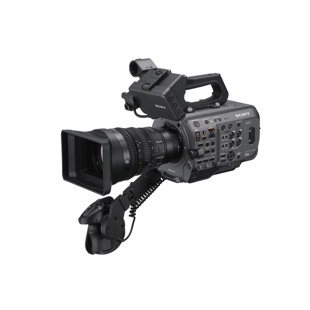 Filmadora Full Frame PXW-FX9 - Sony Pro