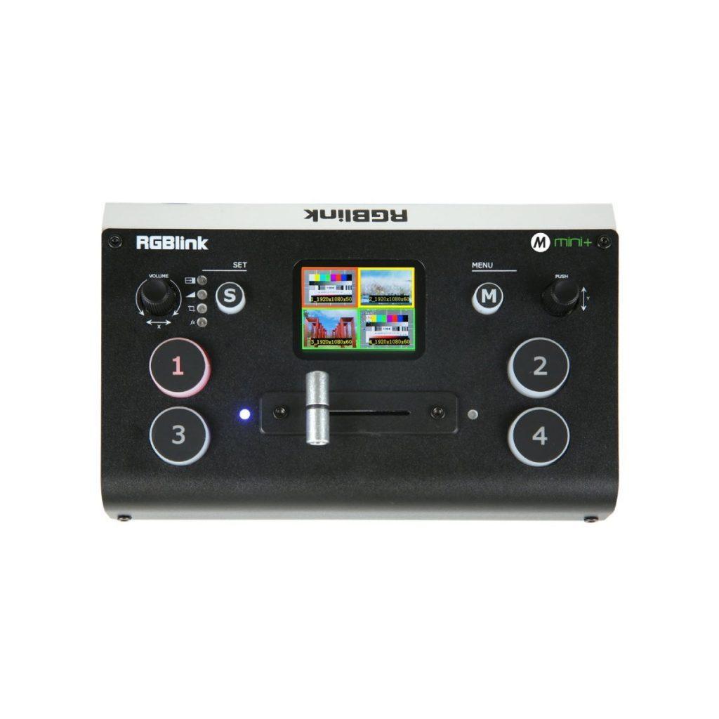 Mixer de Vídeo Mini Plus -  RGBLink